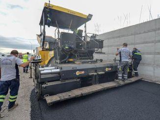 La metropolitana di Ankara eseguirà lavori su asfalto per 15 chilometri in 780 distretti