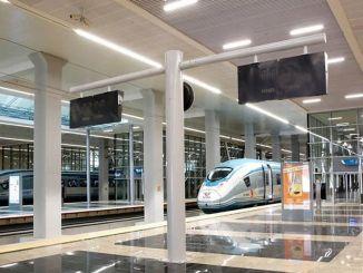 דמי אחריות של 27 מיליון TL ישולמו עבור תחנת הרכבת המהירה באנקרה