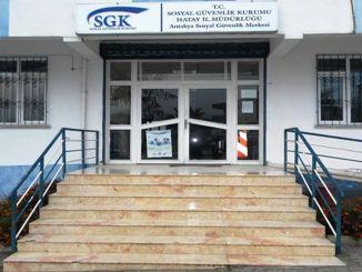 ¿Dónde está Antakya SGK? Información de contacto de Antakya SGK