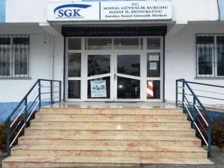 Where is Antakya SGK? Antakya SGK Contact Information