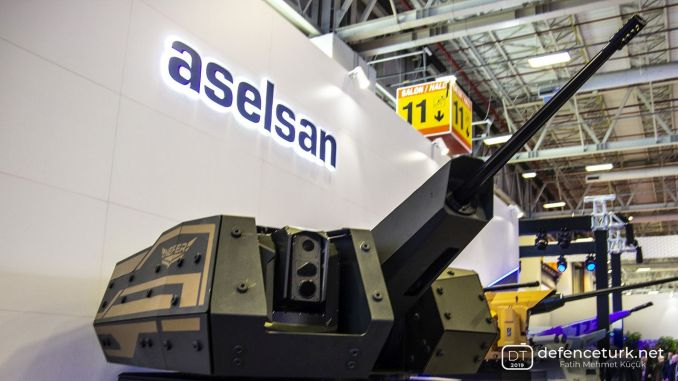 أسّست أسيلسان شركة جديدة في أوكرانيا