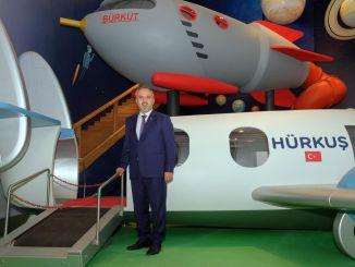 นักบินอวกาศและนักบินจะได้รับการฝึกฝนใน Bursa