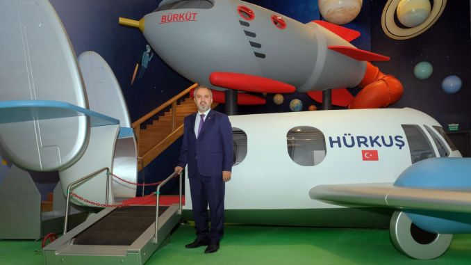 Astronauts and Pilots will be trained in Bursa