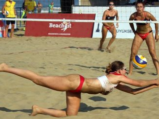 Al via il campionato europeo di beach volley