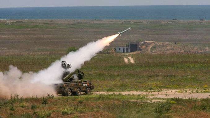 Giguba sa Azerbaijan ang 12 OSA Air Defense Systems sa Armenia