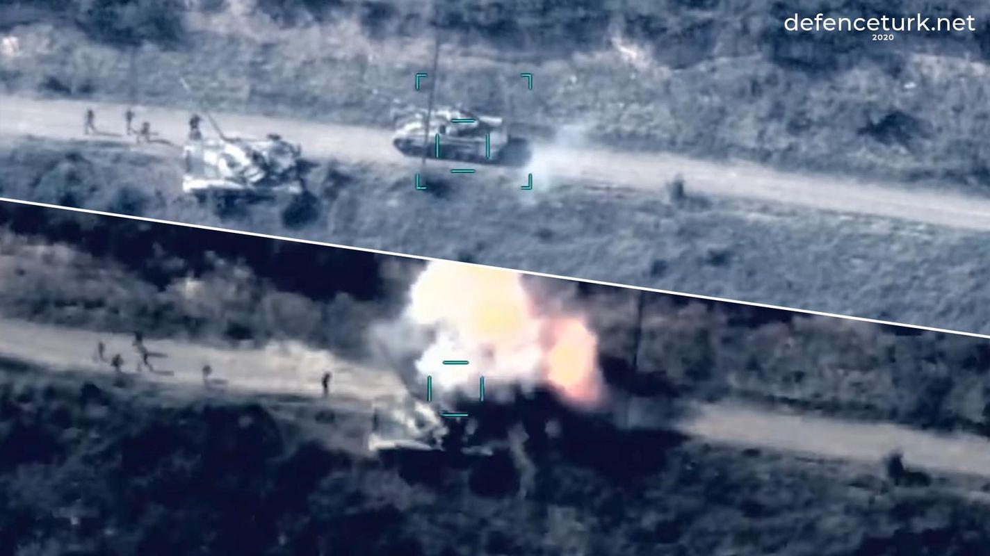 azerbaijan-army-destroyed-22-tanks-of-Armenia