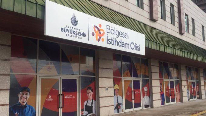 Otwierają się również biura pracy Bağcılar i Ümraniye