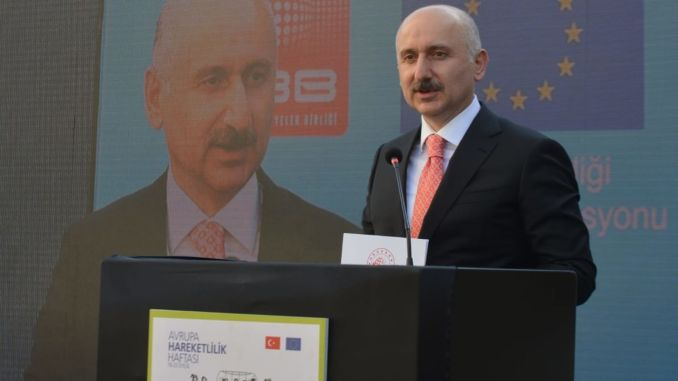 """Minister Karaismailoğlu: We will issue the Micro Mobility Regulation as soon as possible """""""