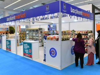 Capital Market Takes Off in Turkey Cooperatives Fair