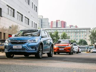 100 Percent Electric Vehicles in Beijing Exceed 350 Thousands