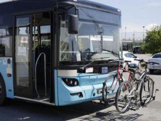 Bicycle Carrying Apparatus Awarded to Antalya Metropolitan