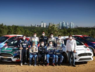 Castrol Ford Team Turkey, Completes Preparation for the World Rally Championship