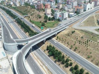 Çayırova Tuzla Connection Road Completed