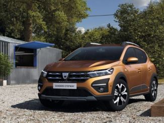 New Sandero, New Sandero Stepway and New Logan from Dacia