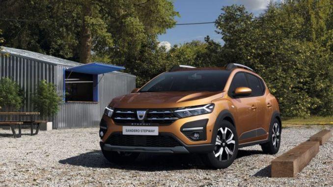 New Sandero, New Sandero Stepway and New Logan from Dacia