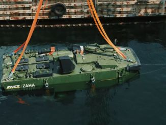 ZAHA Tests Produced for the Marine Corps Successfully Passed