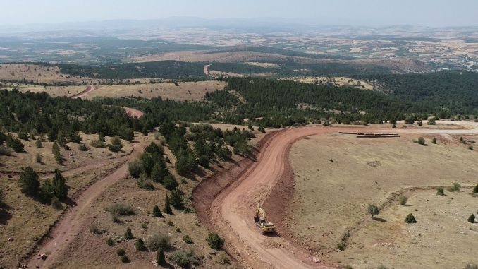 Access to Derbent Aladağ Ski Area Will Be Easier