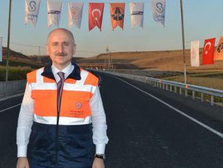 דרך Diyarbakır Eğil נפתחה לתחבורה