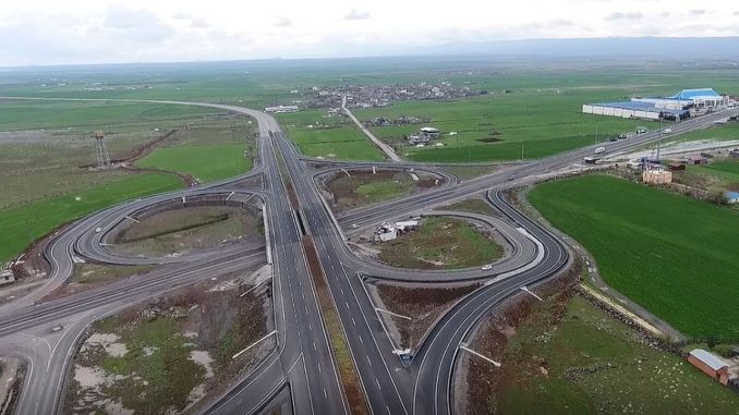 Highway Investments Increased 16 Times in Diyarbakır