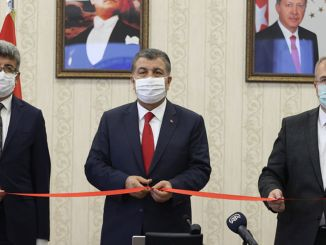 WHO Istanbul Emergency Office was Inaugurated