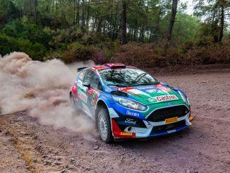 צוות קסטרול פורד טורקיה, מרמריס רגליים ל- WRC מסתיים בהצלחה
