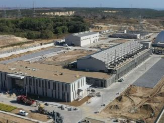 World's Largest Plant Generating Electricity from Landfill Gas in Istanbul