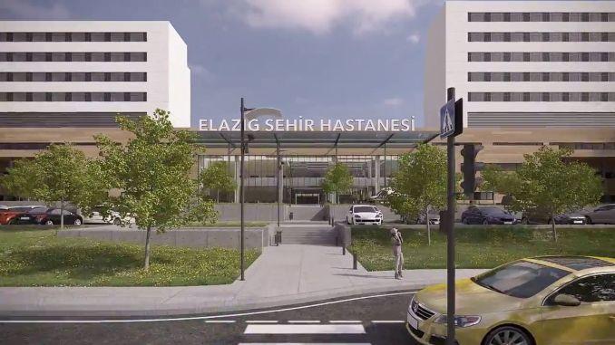Natapos na ang Kontrata sa Mga Ospital sa Lungsod sa Elazig