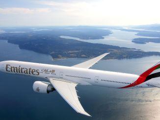 Emirates' Flight Network to Reach 92 Cities