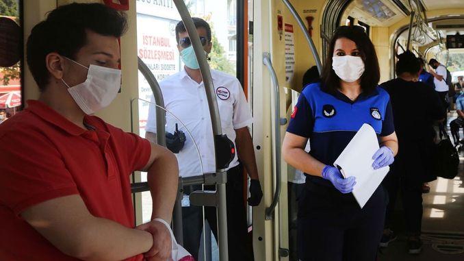 Coronavirus-kontroller vil stige i Eskişehir
