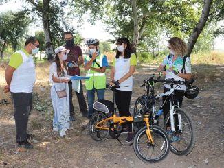 Parque temático de bicicletas a Eskişehir