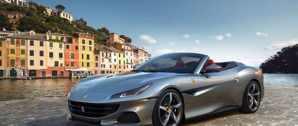 Ferrari Yeni Portofino M Modelini Tanıttı