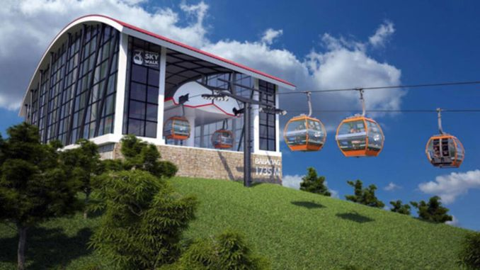 Fethiye Babadağ Cable Car Will Carry 1 Million People A Year