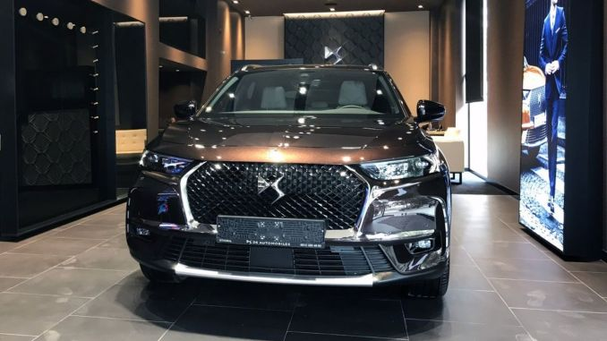 DS was in second Kalamış'ıyla the French Open third showroom in Turkey in Istanbul