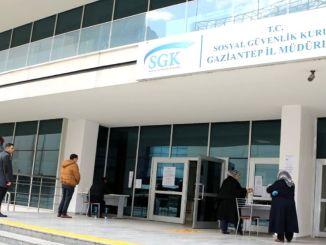 מידע ליצירת קשר עם הנהלת מחוז גזיאנטפ SGK