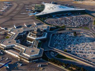 Heydar Alijev nemzetközi repülőtér ideiglenesen bezárva