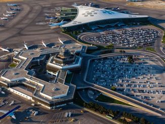 Heydar Aliyev International Airport lukket midlertidigt