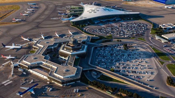 Heydar Aliyev International Airport Temporarily Closed
