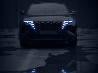 Η Hyundai Tucson εμφανίζεται πριν από την παγκόσμια κυκλοφορία