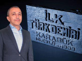 الذكرى 81 لصب أول حديد تركي
