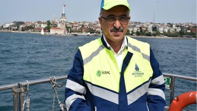 İSTAÇ General Manager Mustafa Canlı Loses His Life