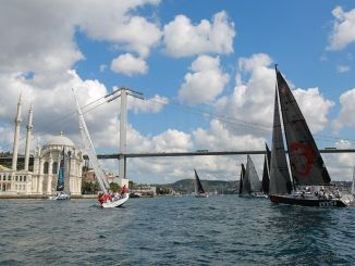 Sailing Feast in the Bosphorus