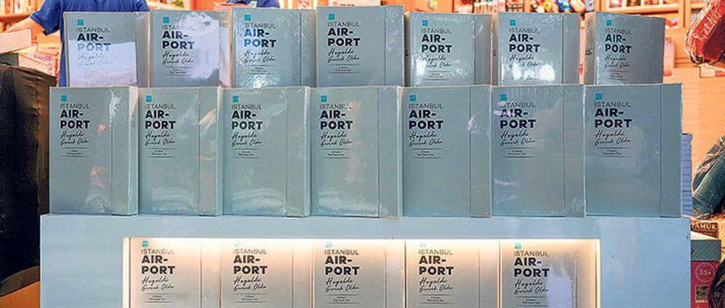 İstanbul Havalimanı'nın Yapılışını Anlatan 'Hayaldi Gerçek Oldu' Kitabı Satışa Çıkıyor