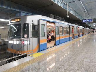 ستبقى 3 محطات مترو في اسطنبول مغلقة لمدة 14 شهرًا