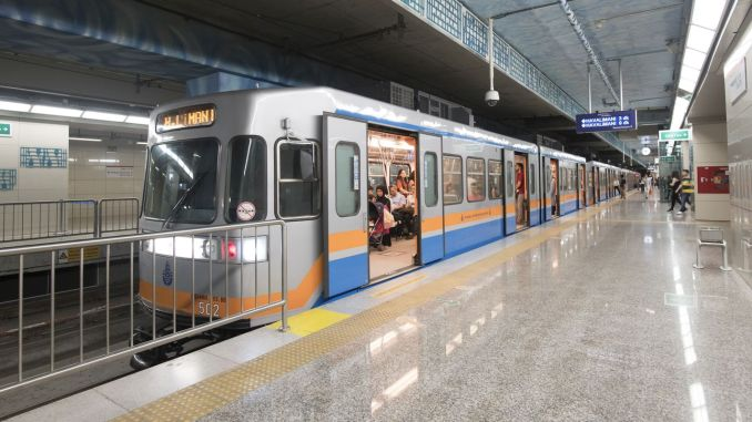 3 stations of the metro in Istanbul will remain closed for 14 months
