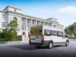 İzmir Metropolitan bietet 400 Serviceplatten an