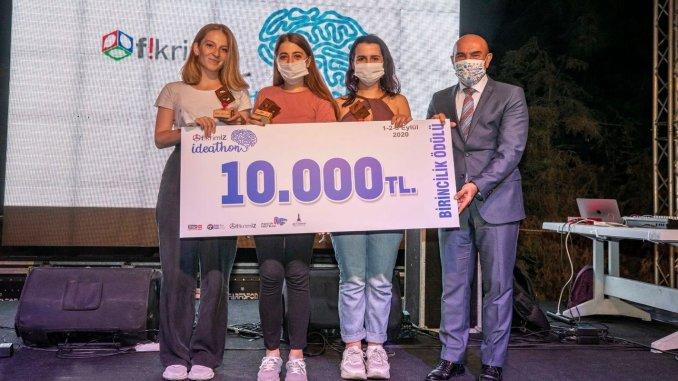 İzmir Metropolitan Awarded Innovative Ideas