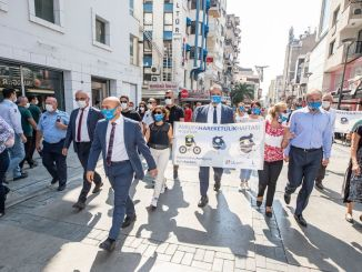 City Without Cars Day firas i Izmir