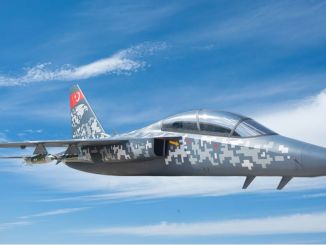 為噴氣訓練和輕型攻擊飛機而開發的模擬器HÜRJET已完成