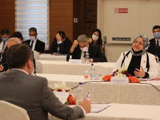 Inicio de la reunión de la Junta Asesora de Personal Público