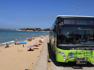 رحلات الحافلة الأخيرة إلى شواطئ كانديرا يوم الأحد